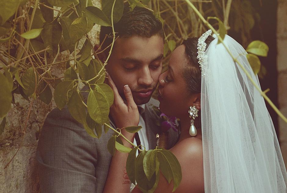 Jamaican bride