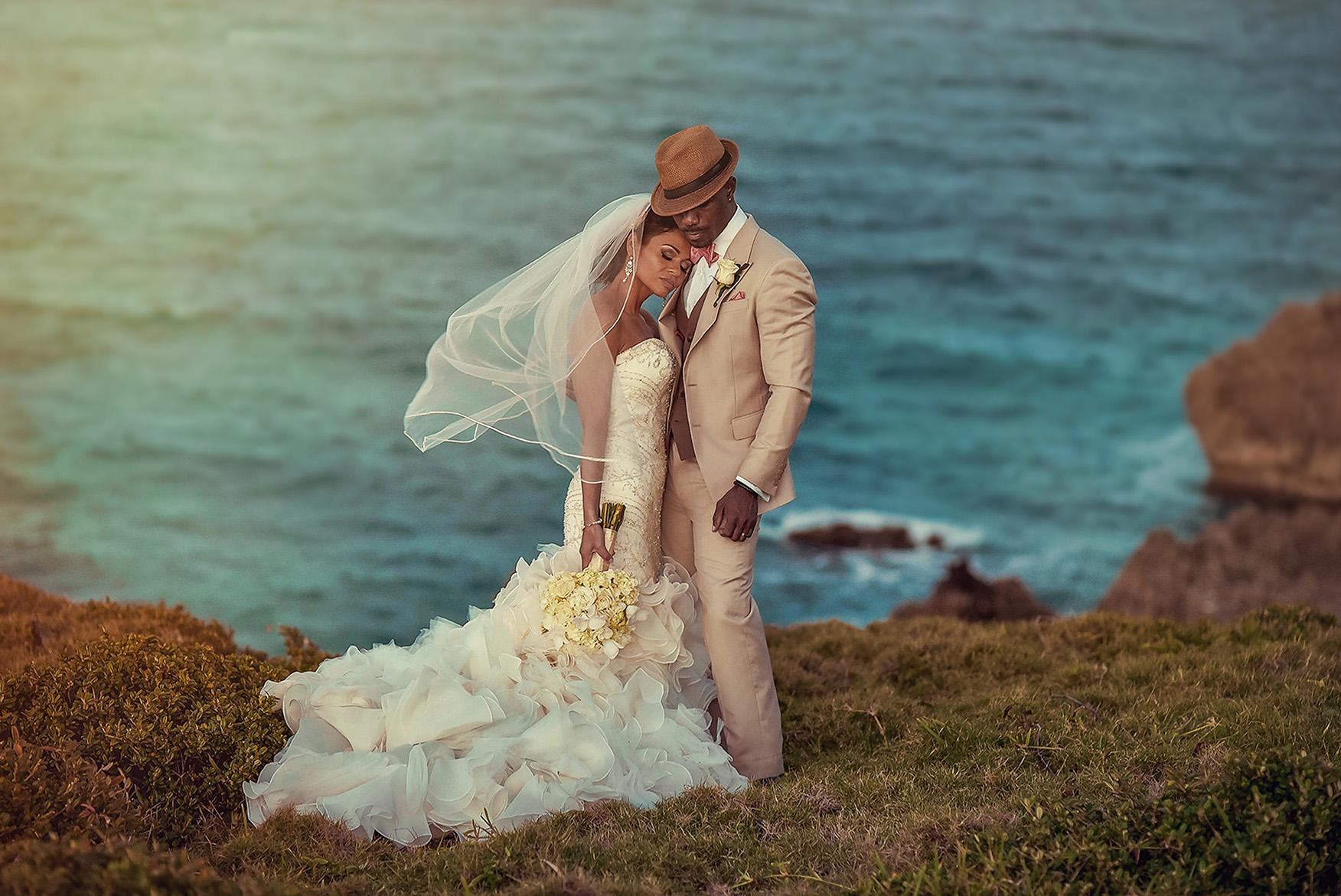 lexonphotography jamaican wedding dresses Jamaica Wedding Photography